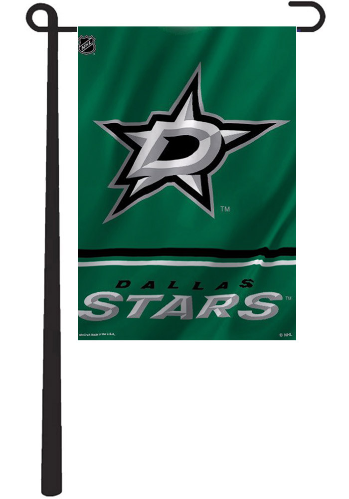 Dallas Stars 11x15 Garden Flag - Image 1