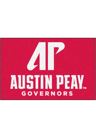 Austin Peay Governors 19x30 Starter Interior Rug