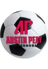 Austin Peay Governors 27 Soccer Ball Interior Rug
