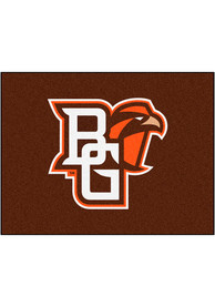 Bowling Green Falcons 34x42 Starter Interior Rug