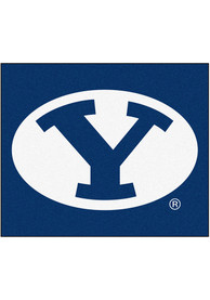 BYU Cougars 60x71 Tailgater Mat Outdoor Mat
