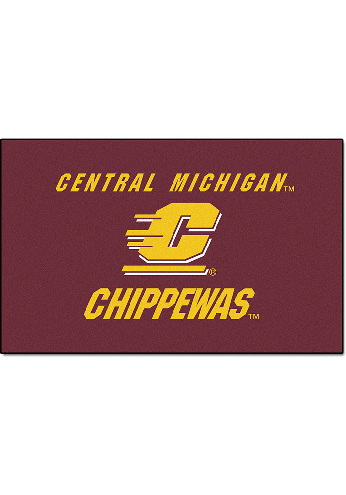 Central Michigan Chippewas 60x90 Ultimat Other Tailgate - Image 1