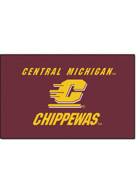 Central Michigan Chippewas 60x90 Ultimat Outdoor Mat