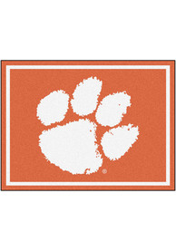Clemson Tigers 8x10 Plush Interior Rug