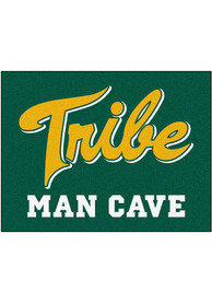 William & Mary Tribe 34x42 Man Cave All Star Interior Rug