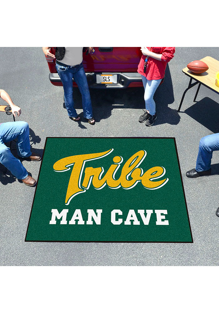 William & Mary Tribe 60x71 Man Cave Tailgater Mat Outdoor Mat - Image 2