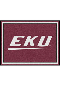 Eastern Kentucky Colonels 8x10 Plush Interior Rug