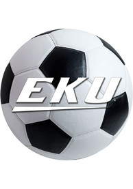 Eastern Kentucky Colonels 27 Soccer Ball Interior Rug