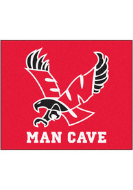 Eastern Washington Eagles 60x71 Man Cave Tailgater Mat Outdoor Mat