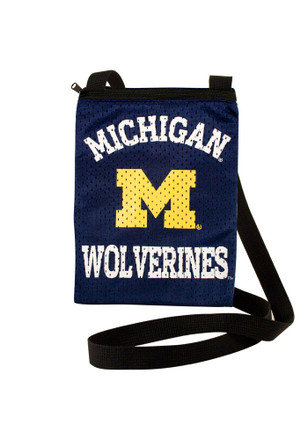 Michigan Wolverines Gameday Pouch Womens Purse