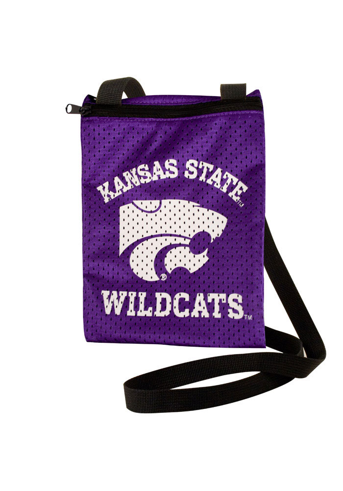 K-State Wildcats Gameday Pouch Womens Purse - Image 1