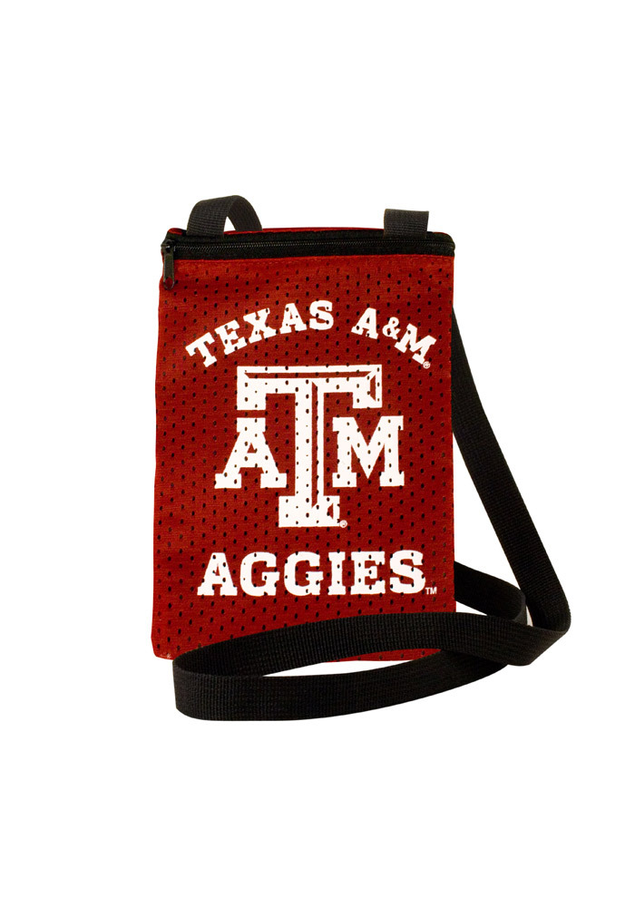 Texas A&M Aggies Game Day Pouch Womens Purse - Image 1