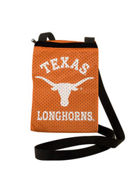 Texas Longhorns Womens Game Day Pouch Purse - Burnt Orange