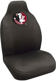 Sports Licensing Solutions Florida State Seminoles Team Logo Car Seat Cover - Black