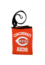Cincinnati Reds Womens Gameday Pouch Purse - Red
