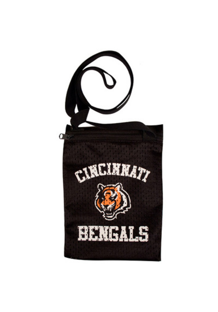 Cincinnati Bengals Gameday Pouch Womens Purse - Image 2