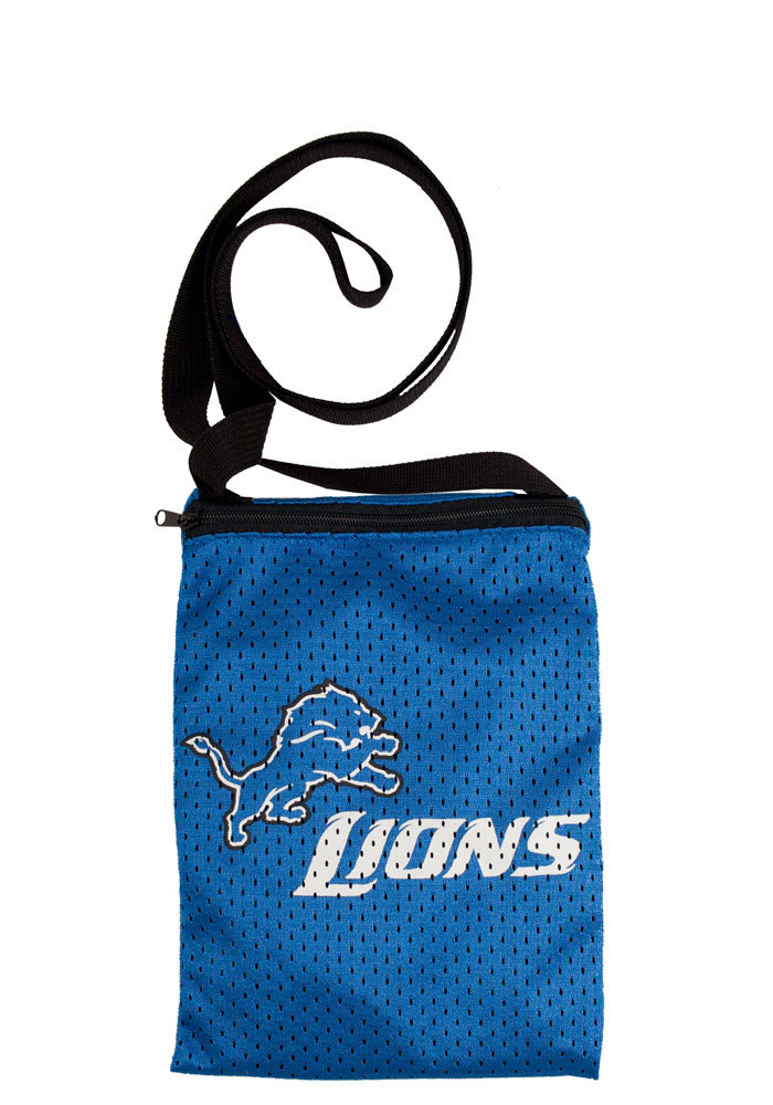 Detroit Lions Gameday Pouch Womens Purse - Image 1