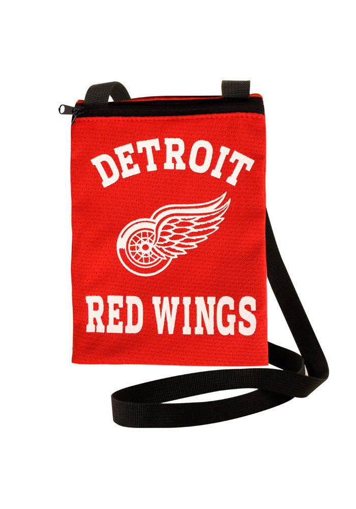 Detroit Red Wings Gameday Pouch Womens Purse - Image 1