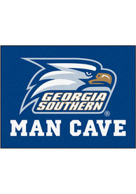 Georgia Southern Eagles 34x42 Man Cave All Star Interior Rug
