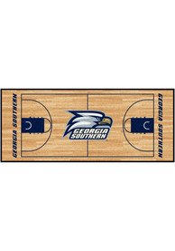 Georgia Southern Eagles 30x72 Court Runner Interior Rug