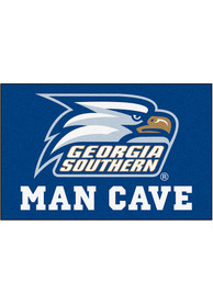 Georgia Southern Eagles 19x30 Man Cave Starter Interior Rug