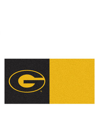 Grambling State Tigers 18x18 Team Tiles Interior Rug