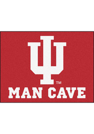 Indiana Hoosiers 34x42 Man Cave All Star Interior Rug