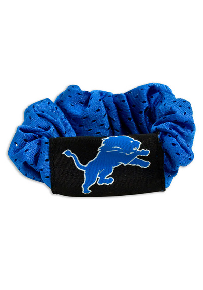 Detroit Lions Twist Youth Hair Scrunchie - Image 2