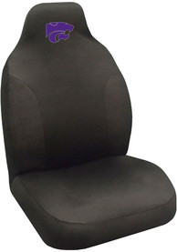 Sports Licensing Solutions K-State Wildcats Team Logo Car Seat Cover - Black