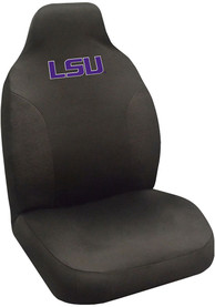 Sports Licensing Solutions LSU Tigers Team Logo Car Seat Cover - Black