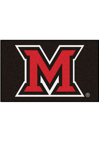 Miami RedHawks 60x90 Ultimat Outdoor Mat
