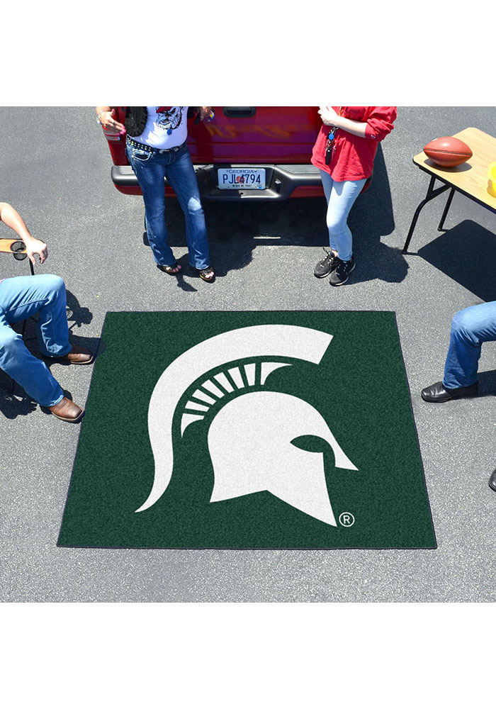 Michigan State Spartans 60x71 Tailgater Mat Outdoor Mat - Image 2