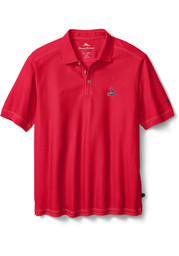 St Louis Cardinals Tommy Bahama Emfielder Polo Shirt - Red