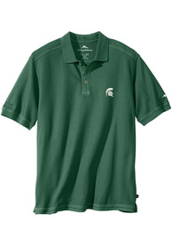 Michigan State Spartans Tommy Bahama Emfielder Polo Shirt - Green