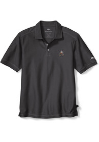 Cleveland Browns Tommy Bahama Emfielder Polo Shirt - Grey