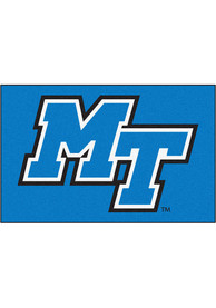 Middle Tennessee Blue Raiders 19x30 Starter Interior Rug