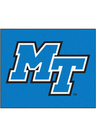 Middle Tennessee Blue Raiders 60x71 Tailgater Mat Outdoor Mat