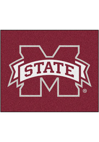 Mississippi State Bulldogs 60x71 Tailgater Mat Outdoor Mat
