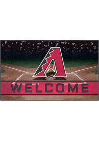 Arizona Diamondbacks 18x30 Crumb Rubber Door Mat