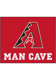 Arizona Diamondbacks 60x71 Man Cave Tailgater Mat Other Tailgate