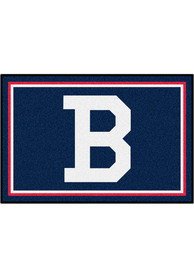 Atlanta Braves 4x6 Plush Interior Rug