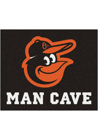 Baltimore Orioles 60x71 Man Cave Tailgater Mat Other Tailgate
