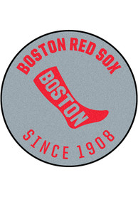 Boston Red Sox 27 Roundel Interior Rug