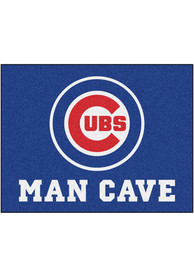 Chicago Cubs 34x42 Man Cave All Star Interior Rug
