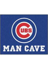 Chicago Cubs 60x71 Man Cave Tailgater Mat Other Tailgate