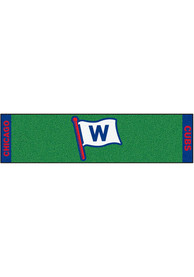 Chicago Cubs 18x72 Putting Green Runner Interior Rug