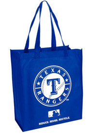 Texas Rangers Team Logo Reusable Bag