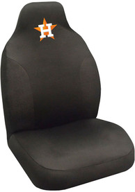 Sports Licensing Solutions Houston Astros Team Logo Car Seat Cover - Black