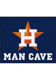 Houston Astros 60x71 Man Cave Tailgater Mat Outdoor Mat