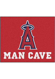 Los Angeles Angels 60x71 Man Cave Tailgater Mat Outdoor Mat